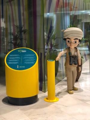 Blackworld Communications Studio | Dubai Safari Park | Augmented Reality
