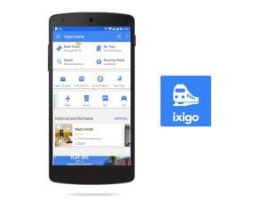 ixigo Trains App | Live IPL Score