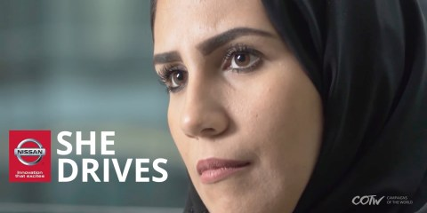 #SheDrives | Women Driving | Nissan | Saudi Arabia