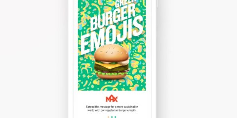 Max Burgers Green Emojis