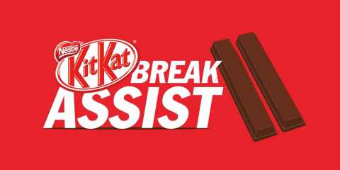 Nestlé Kit Kat Break Assist
