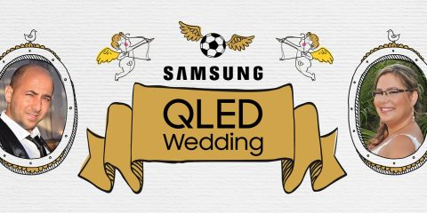 Leo Burnett and Samsung presents World Cup Wedding