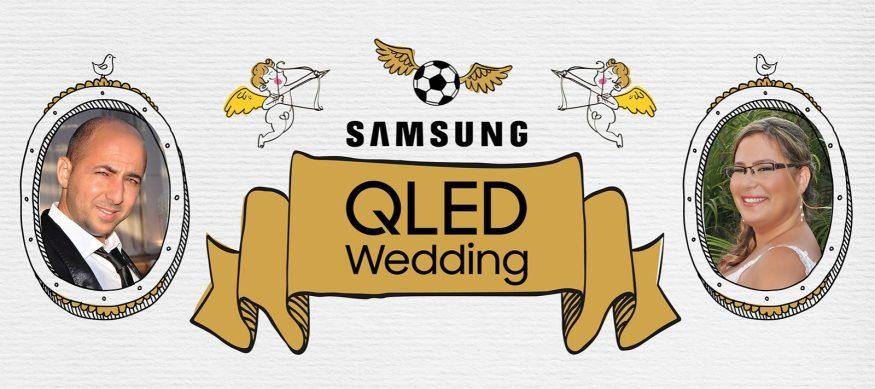 Leo Burnett and Samsung presents World Cup Wedding