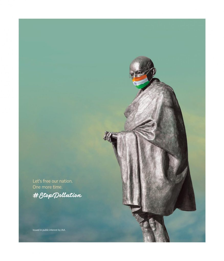 IAA - Freedom Fighters | Print Advertising