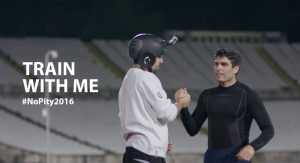 National Paralympic Committee of Portugal - Train With Me #NoPity2016