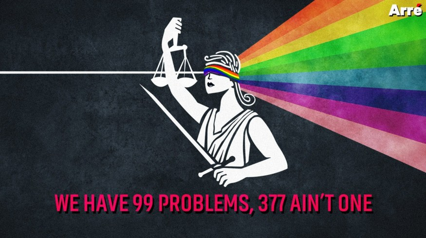 Arre Section 377 | LGBTQ