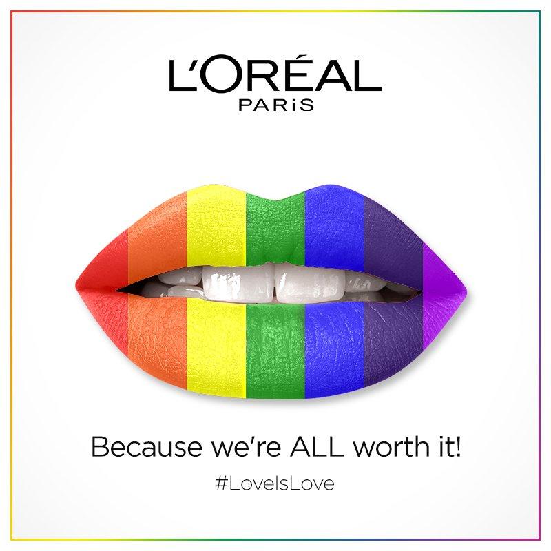 Loreal Section 377   LGBTQ