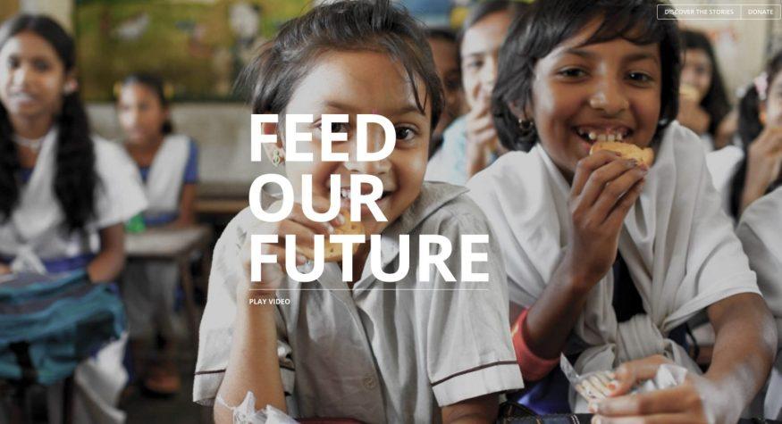 FeedOurFuture | World Food Programme