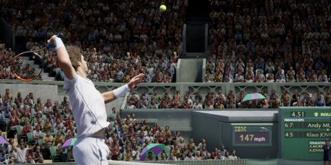 Jaguar UK - Feel Wimbledon with Andy Murray