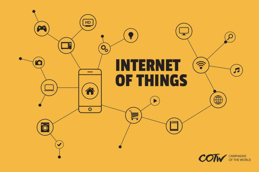 Internet of things and Digital marketing