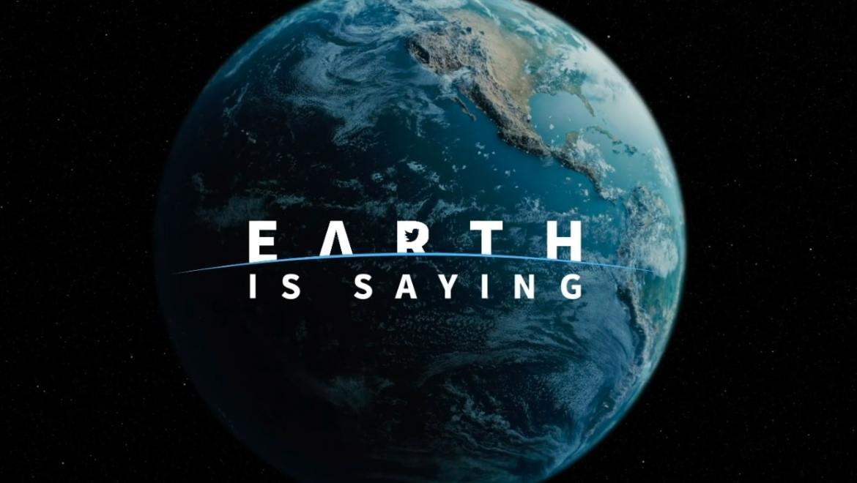 Greenpeace: Earth is Saying