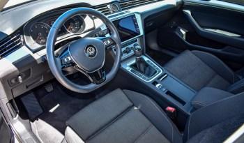 VW PASSAT VARIANT 1.6TDI 120CV CONFORTLINE completo