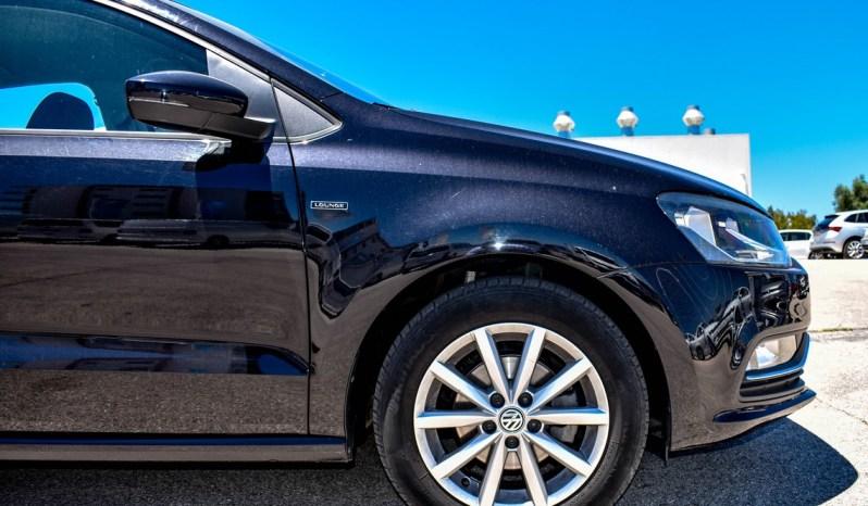 VW POLO 1.4TDI 75CV LOUNGE completo