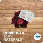 Composta naturale di Sorbe Vesuviane e mele