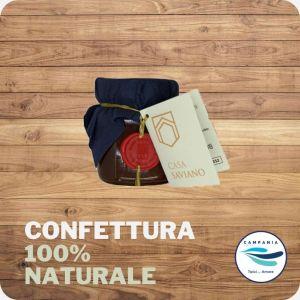 Confettura extra naturale di Fragoline di Bosco