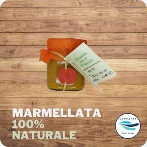 Marmellata extra naturale di mandarini