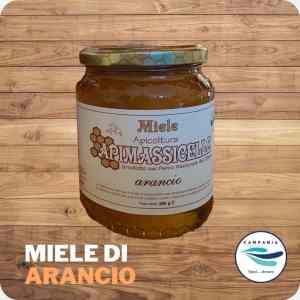 CampaniaTipica - Apimassicelle Miele ARANCIO