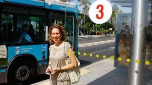 Elvira Maeso, nueva concejala de Campanillas