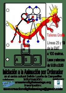 cartel taller EMT2