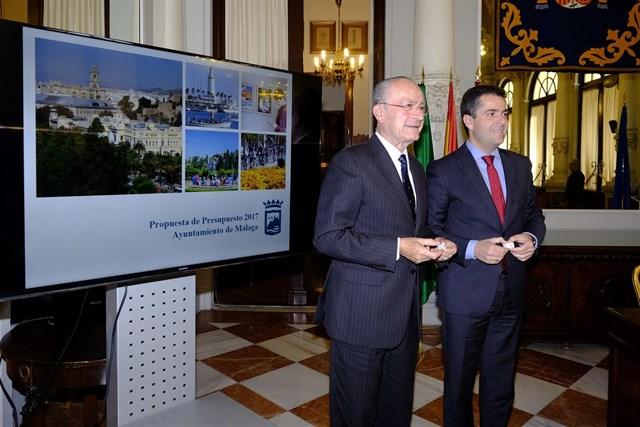 Los presupuestos del Ayuntamiento para 2017 incluyen una partida de 200.000 euros para el nuevo recinto ferial de Campanillas