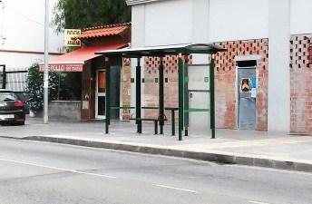 Marquesina Farmacia Campanillas