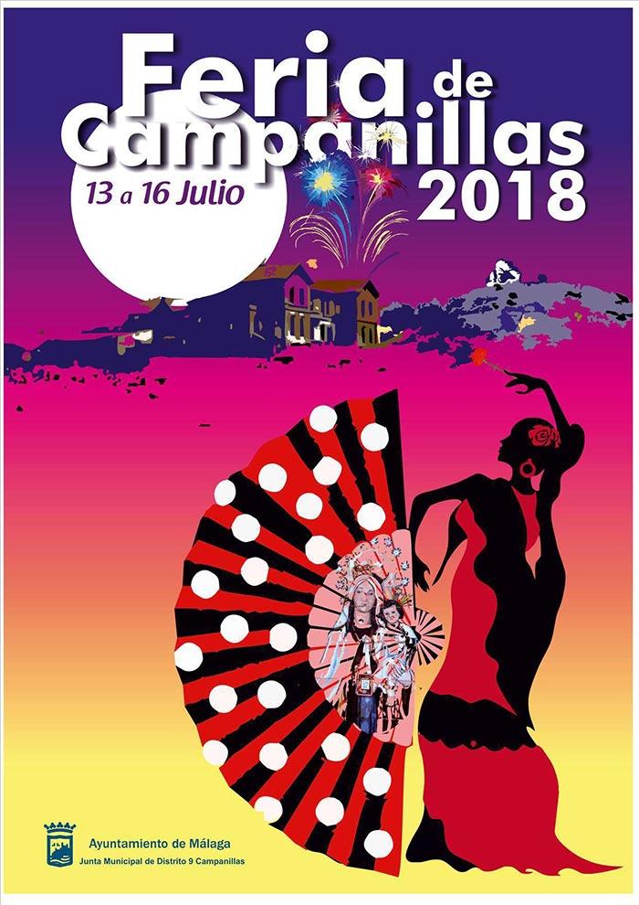 Vídeo del Pregón de la Feria de Campanillas 2018