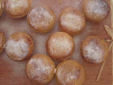 Home Baked Christmas mince pies