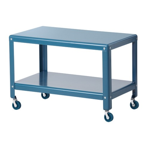 A splash of color - coffee table $49.99