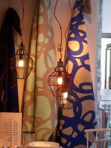 Riviera Pendant Lamp - $129. for the small one