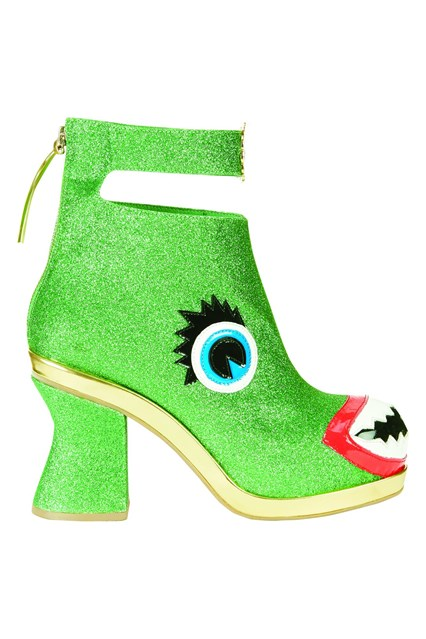 This is actually called the Green monster shoe