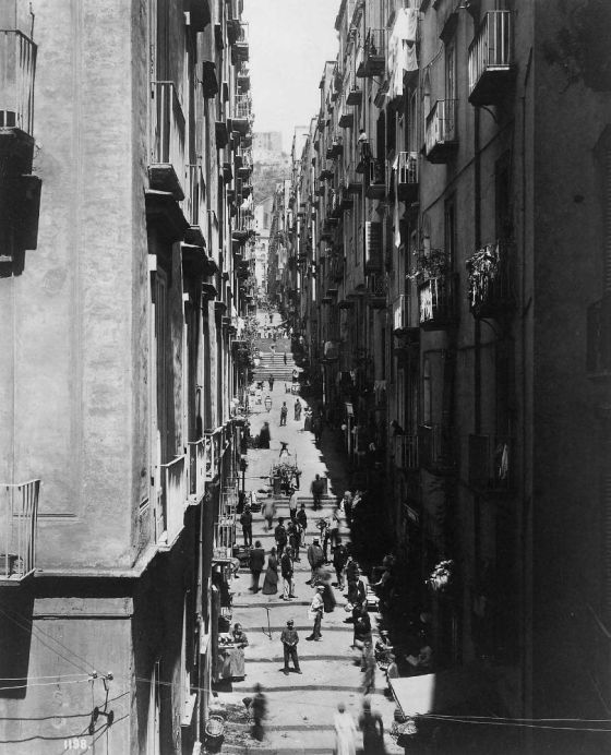 Naples' Spanish Quarter