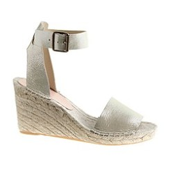 In the same vein, the sandal. Also $128