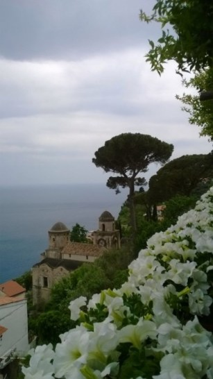 The Amalfi Coast, not a bad place to retire to