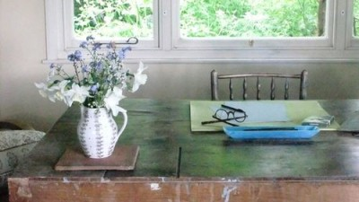 virginia woolf desk