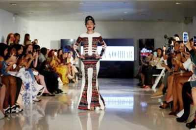 reshma fashion week