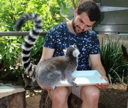 Adelaide Zoo.