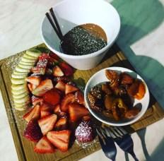 Gouger street desserts. Photo: Neeco.com.au
