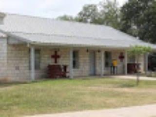 Camp Bandina nurses cabin
