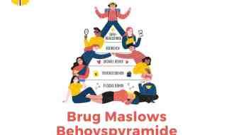 Maslows behovspyramide til ledelse