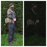 Night Time Camouflage Introduced