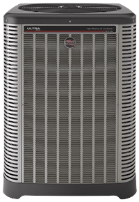 Ruud Ultra central air condenser