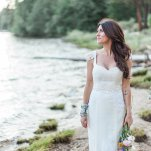 Washington Destination Wedding Photo By Tiffany Burke