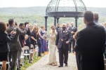 Poconos Wedding Ceremony