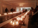 Candlelit Tablescape at Studio 450