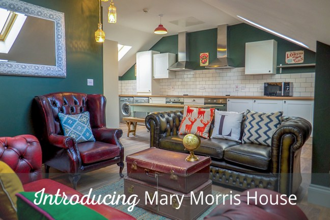 Introducing Mary Morris House