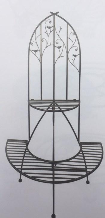 Bird & Twig Semi Circular Foldable Plant Stand
