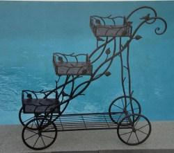 Napa Vine Planter Cart
