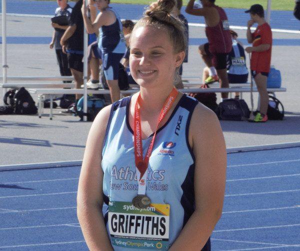 2018 Australian Junior Championships Campbelltown Collegians Athletics Club