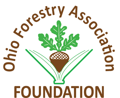 Forestry logo, Green & Brown