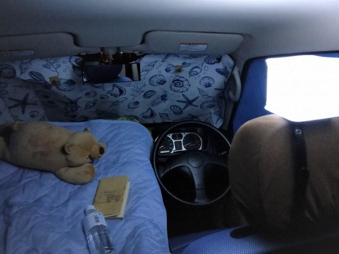 パジェロミニで車中泊その3_01